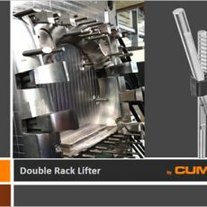 Introducing the New Double Rack System by Cumsa