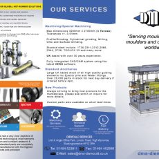 Latest DMS Diemould Brochure