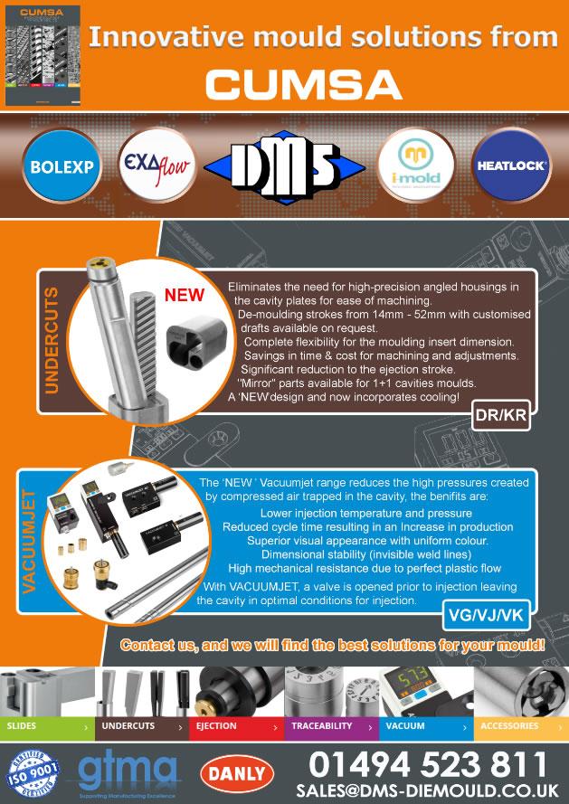 Cumsa Innovative Mould Solutions